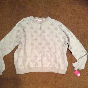 Easter top sweater size XL NWT